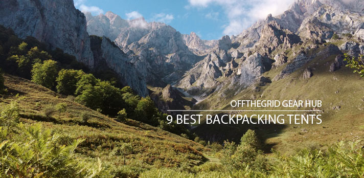 9 Best Backpacking Tents