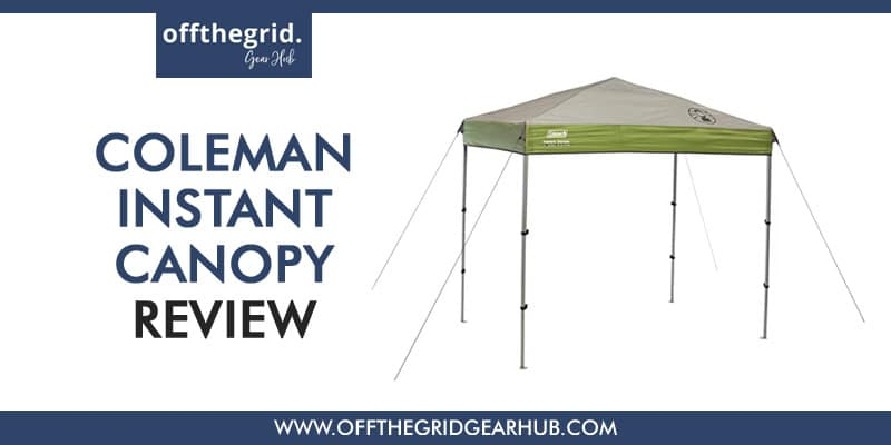 Coleman-Canopy-Reviews