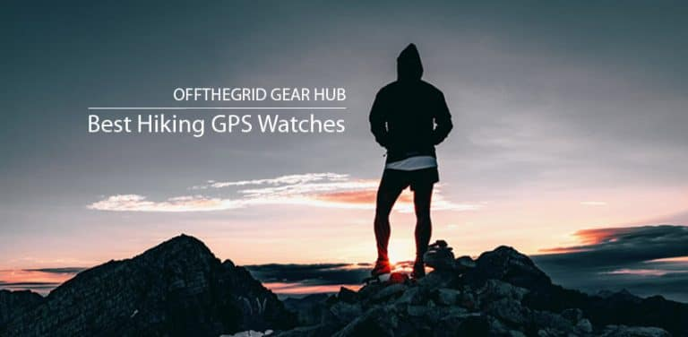 Best Hiking GPS Watches