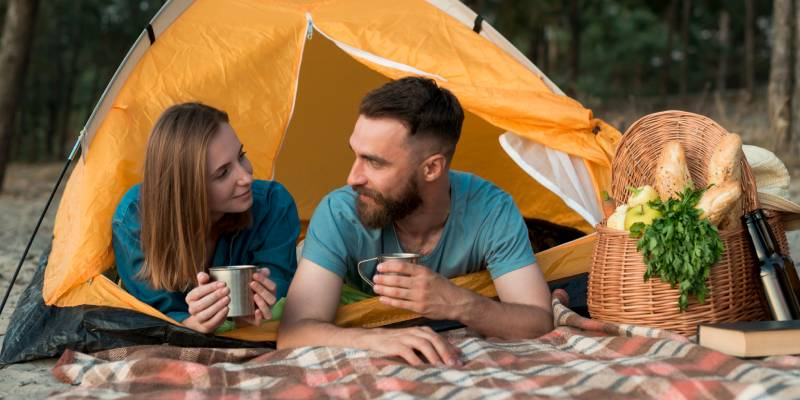 Camping as a Couple
