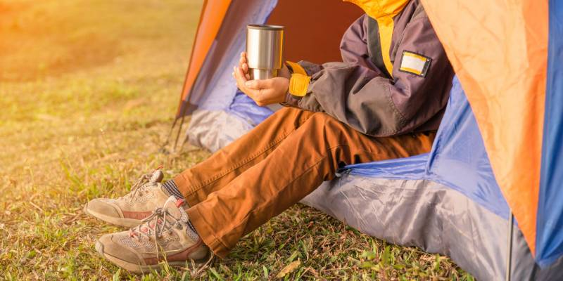 7 Things to Do when you get sick while camping 3