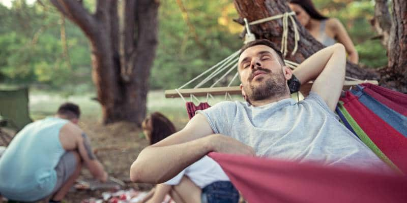 7 Things to Do when you get sick while camping