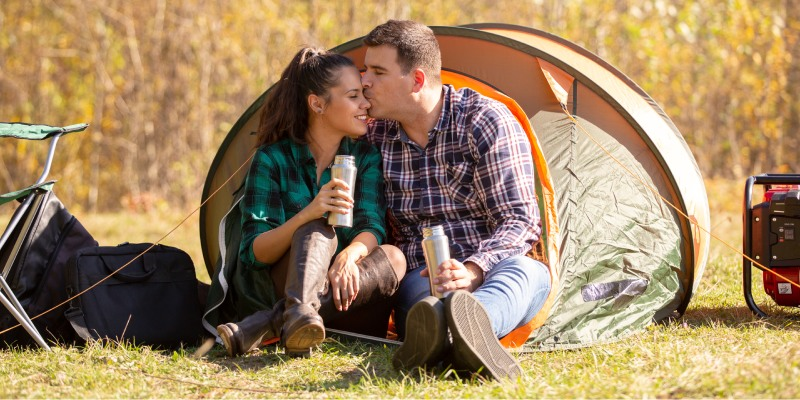 Romantic Camping Getaway Guide Romantic Camping Tips and Ideas for Couples