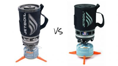 Jetboil Flash vs Zip
