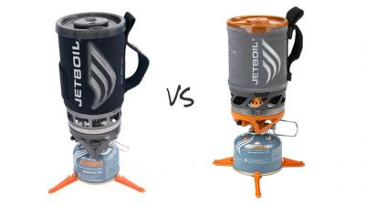 Jetboil Sol vs Flash