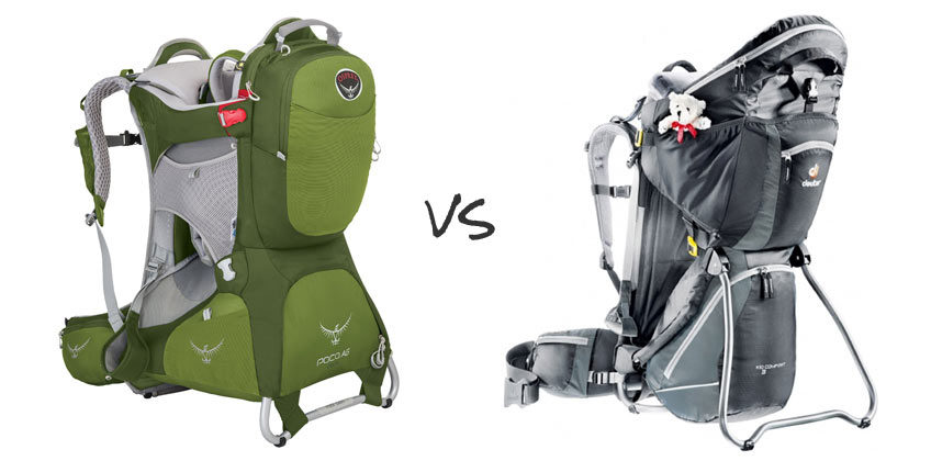 osprey poco plus vs deuter kid comfort 3 which will you pick. Black Bedroom Furniture Sets. Home Design Ideas