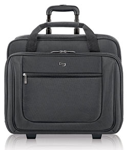 "SOLO Classic 17.3"" Laptop Rolling Case"