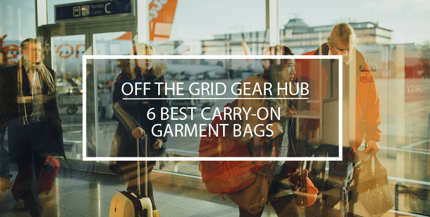 6 Best Carry-On Garment Bags