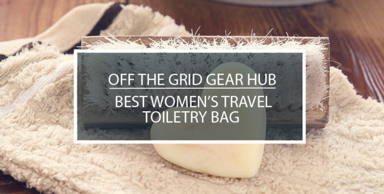 Best Women's Travel Toiletry Bag