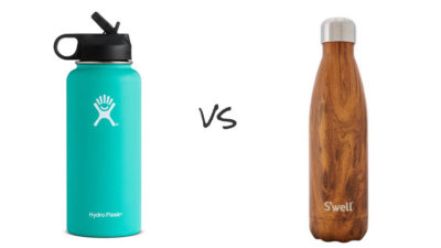 Hydro Flask vs S'well