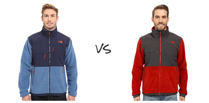 The North Face Denali vs Denali 2  Is Newer Better  9736e7661