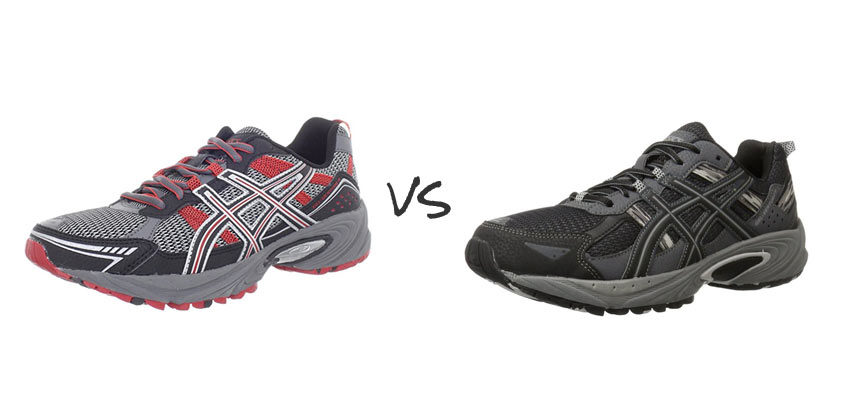 Asics Gel Venture 4 vs 5: Made To Wear Comfortably