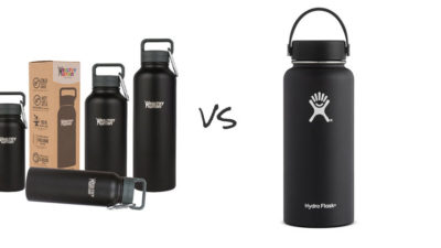 Healthy Human vs Hydro Flask