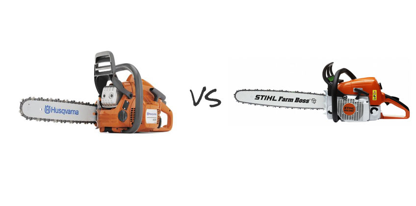 Husqvarna 455 rancher vs stihl how do they compare for Comparatif debroussailleuse stihl husqvarna
