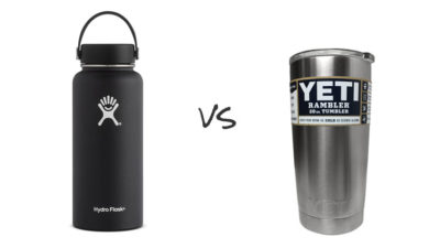 Hydro Flask vs Yeti