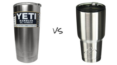 Yeti vs Ozark Trail