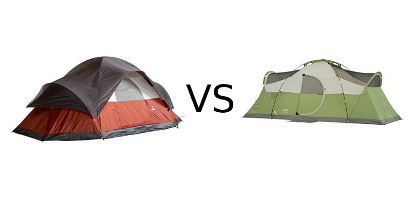 sc 1 st  C&ing Gear Reviews for Lovers of the Outdoors & Coleman Red Canyon vs Montana: 8 Person Tents