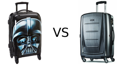 American Tourister vs Samsonite
