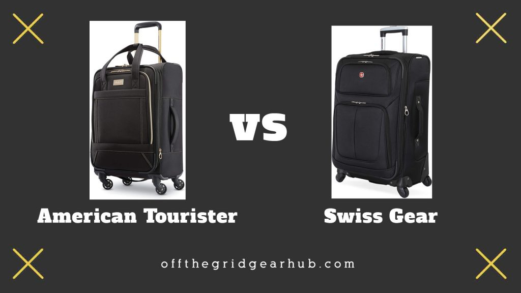 American Tourister vs Swiss Gear To Be Quirky Or Not To Be