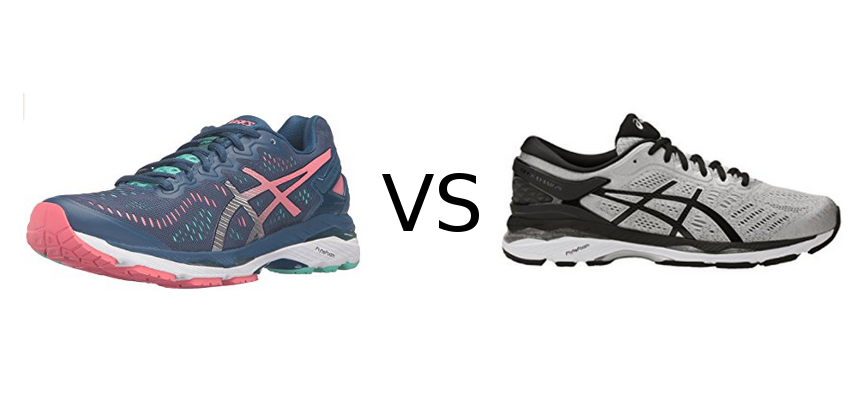 finest selection f81e4 f7107 Asics Gel Kayano 23 vs 24: What Do You Get With The Upgrade?