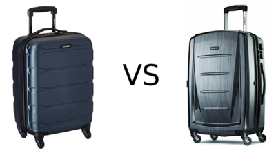 Samsonite Omni vs Winfield