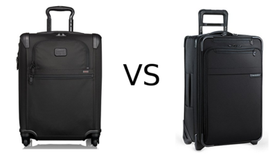 Tumi Alpha 2 vs Briggs Riley Baseline