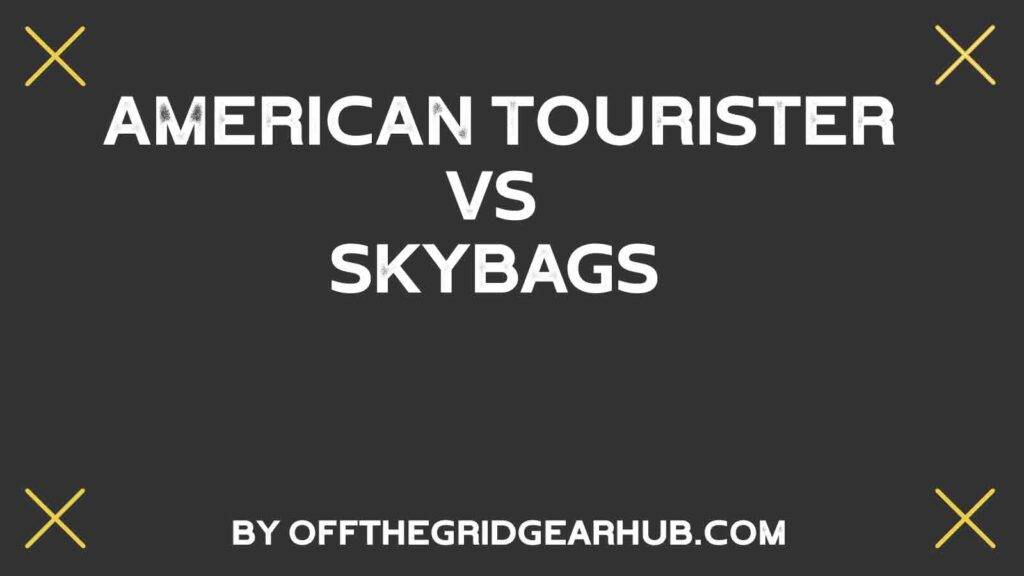 American Tourister vs Skybags