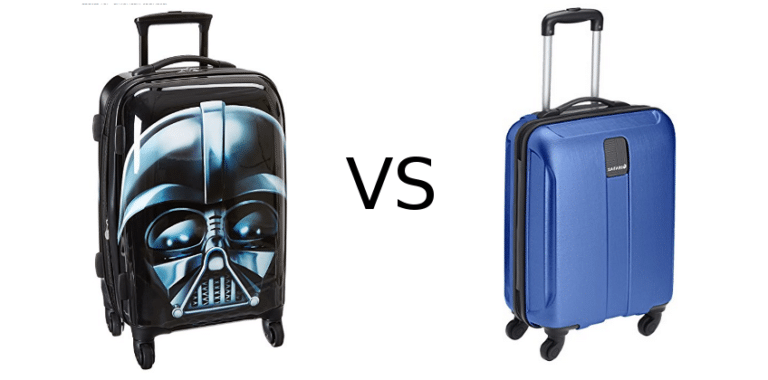 American Tourister vs Safari