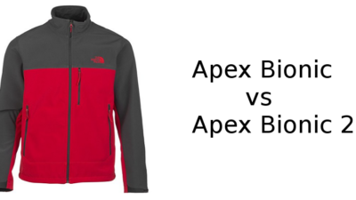 Apex Bionic vs Apex Bionic 2