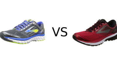 Brooks Ghost 9 vs Ghost 10