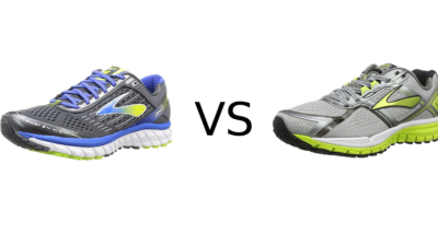Brooks Ghost 9 vs Ghost 8