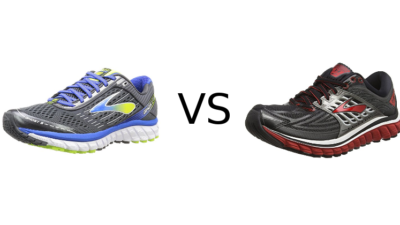 Brooks Ghost 9 vs Glycerin 14