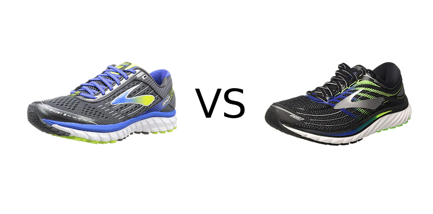 Brooks Ghost 9 vs Glycerin 15
