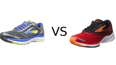 Brooks Ghost 9 vs Launch 4