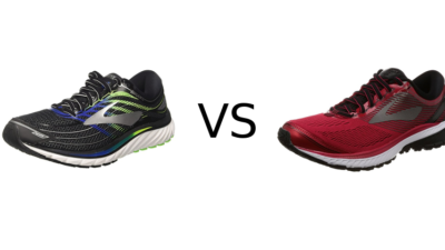 Brooks Glycerin 15 vs Ghost 10