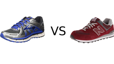 Brooks vs New Balance