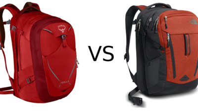Osprey Nebula vs The North Face Surge