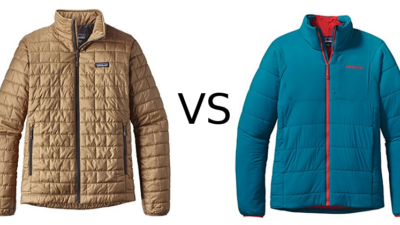 Patagonia Nano Puff vs Nano Air