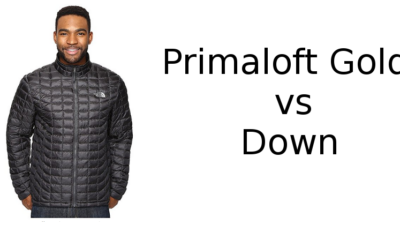 Primaloft Gold vs Down
