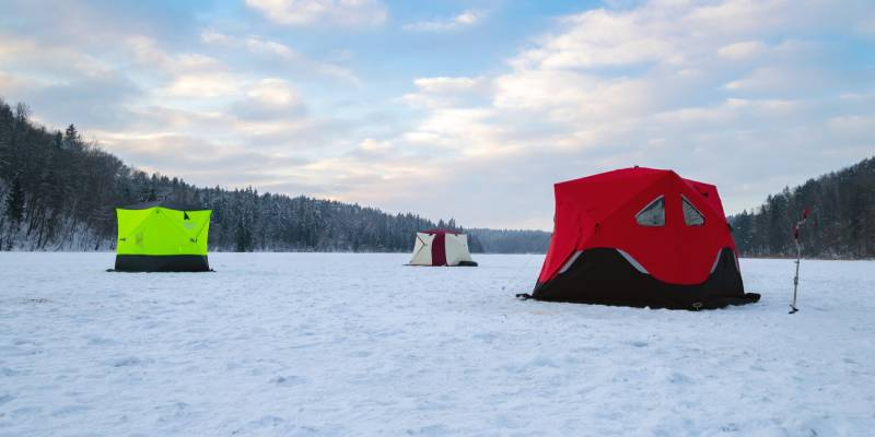 Camping in Winter How To Handle A Snowstorm While Camping 4