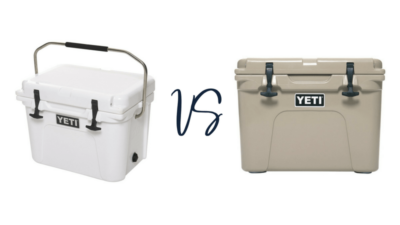 Yeti Roadie 20 vs Tundra 35