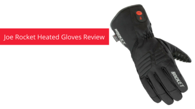 Joe Rocket Heated Gloves Review