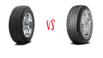 Pirelli Scorpion ATR vs STR