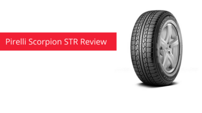 Pirelli Scorpion STR Review