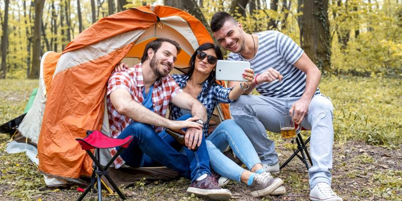 Should You Bring Electronics On A Camping Trip-1