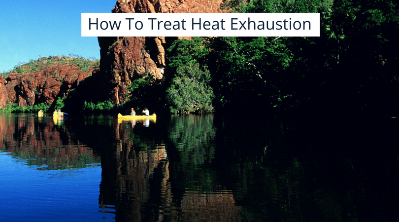 How To Treat Heat Exhaustion