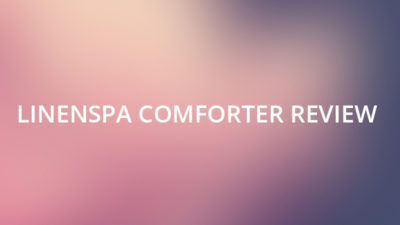 Linenpsa Comforter Review